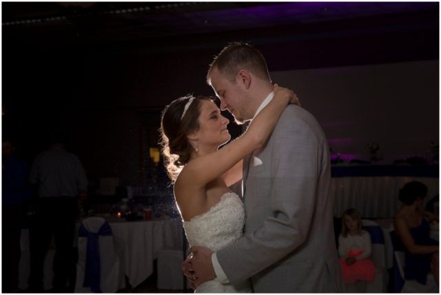Clarion Hotel Wedding, First Anniversary, Vital Image Photography