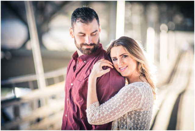 Milwaukee Lakefront Engagement Session, RIch Henry Photography