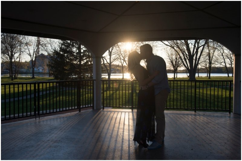 Veterans Terrace Engagement Session, Vital Image Photography