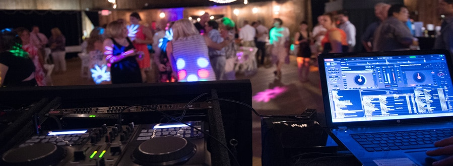 Classic Wedding DJ / MC Package